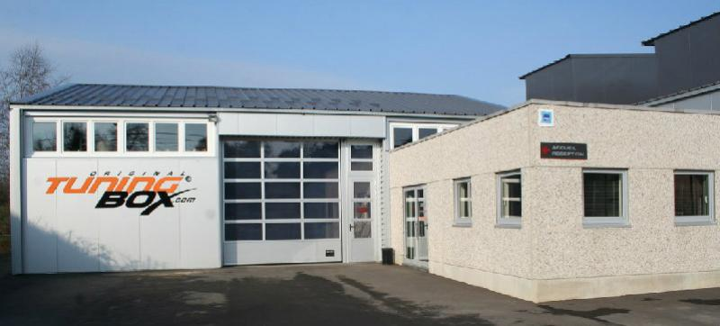 Tuningbox facilities